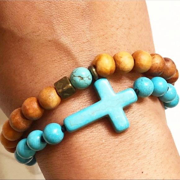 Beaded Bracelet Bundle Unisex